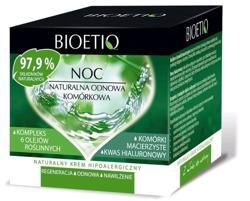 Bioetiq Krem Na Noc Naturalna Odnowa Komórkowa 50 ml