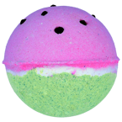 Bomb Cosmetics Kula do kąpieli Watercolours Fruity Beauty 180g