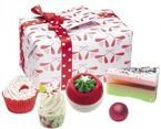 Bomb Cosmetics Merry Kiss-mass Gift Pack - Zestaw upominkowy