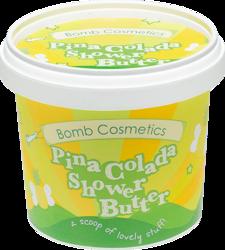 Bomb Cosmetics  Myjące masło pod prysznic Pina Colada 320g