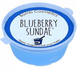 Bomb Cosmetics Wosk zapachowy BLUEBERRY SUNDAE 35g