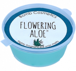 Bomb Cosmetics Wosk zapachowy FLOWERING ALOE 35g