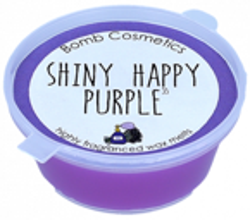 Bomb Cosmetics Wosk zapachowy SHINY HAPPY PURPLE 35g
