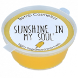 Bomb Cosmetics Wosk zapachowy SUNSHINE IN MY SOUL 35g