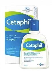 CETAPHIL EM Emulsja Micelarna do mycia twarzy 250ml