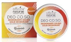 CO.SO Solid  Deodorant Dezodorant w kremie Brioso 50ml