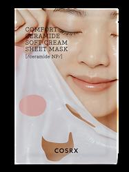 COSRX Comfort Ceramide Soft Cream Sheet Mask Maska w płchcie z ceramidami 31g