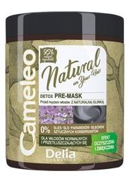 Cameleo Detox Pre-Mask Maska do włosów z naturalną glinką 250ml