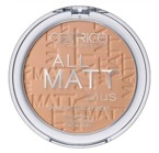 Catrice All Matt Plus Shine Control Powder Puder matujący 030 Warm Beige