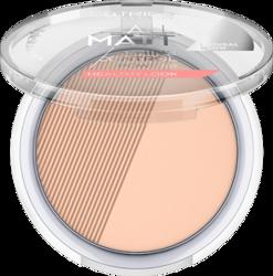 Catrice All Matt Shine Control Powder Healthy Look Prasowany puder matujący 100 NEUTRAL FRESH BEIGE 10g