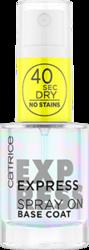 Catrice Express Spray on Base Coat Baza do paznokci w sprayu 10ml