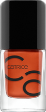 Catrice ICONails Acai Oil Lakier do paznokci z olejkiem Acai 83 Orange Is The New Black