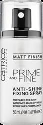 Catrice Matt Finish Prime And Fine Fixing Spray utrwalający do twarzy 50ml