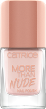 Catrice More Than Nude Lakier do paznokci 06 10,5ml