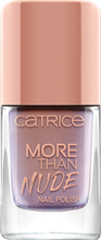 Catrice More Than Nude Lakier do paznokci 09 10,5ml