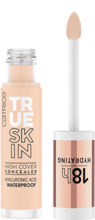 Catrice TRUE SKIN HIGH COVER CONCELAER Wodoodporny korektor do twarzy 005 Warm Macadamia 4,5ml