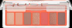 Catrice The Coral NUDE paleta cieni 010 10g