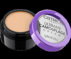 Catrice Ultimate Camouflage Cream korektor w kremie 015 W FAIR  3g