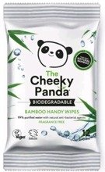Cheeky Panda chusteczki z bambusa 12szt.