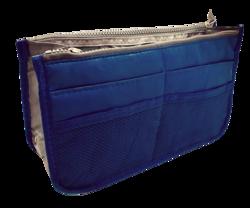 Clavier Organizer do torebki Granatowy