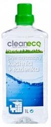 CleanEco Płyn czyszczący kuchnia + łazienka ZAPAS 1000ml