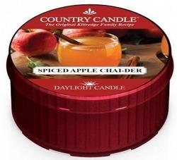 Country Candle Daylight Świeczka Spiced Apple Chai-Der
