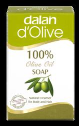 DALAN 100% Olive Oil mydło w kostce MINI 25g