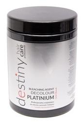 DESTIVII Rozjaśniacz do włosów Platinum 500g