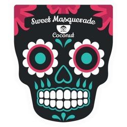 DR.MOLA Sweet Masquerade sheet mask Coconut Nawilżająca maska w płachcie 23ml