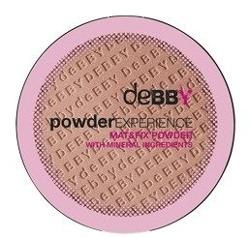 Debby Powder Mat&Fix Powder Puder matujący w kompakcie 03