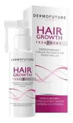 DermoFuture Hair Growth Kuracja przyspieszająca wzrost włosów 30ml