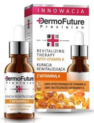 DermoFuture Kuracja rewitalizująca z witaminą A 20ml