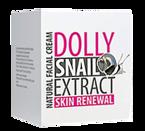 Dolly Naturalny krem do twarzy z ekstraktem ślimaka, 50 g