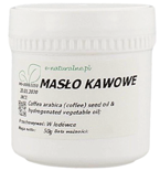 E-naturalne Masło Kawowe 50g