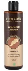 ECOLATIER Odżywczo-wzmacniający szampon do włosów Moroccan Argana 250ml
