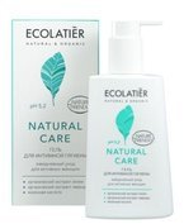 ECOLATIER Żel do higieny intymnej Natural Care 250ml
