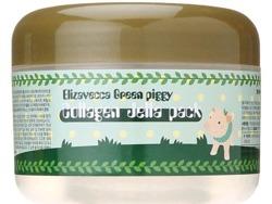 Elizavecca Green Piggy Collagen Jella Pack Odżywcza maseczka do twarzy 100g