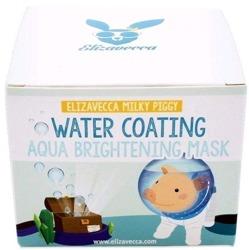 Elizavecca Water Coating Aqua Brightening Mask Rozjaśniająca maseczka do twarzy 100g