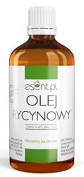 Esent Olej rycynowy naturalny 100% 100ml