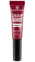 Essence Colour Boost Płynna pomadka z wykończeniem winylowym 08 8ml