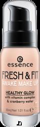 Essence Fresh&Fit Podkład do twarzy 30 Fresh Honey 30ml