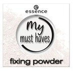 Essence My Must Haves Fixing Powder 01 Puder utrwalający