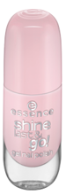 Essence Shine Last&Go! Żelowy lakier do paznokci 05 Sweet  as candy 8ml