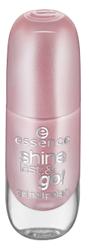 Essence Shine Last&Go! Żelowy lakier do paznokci 06 Frosted Kiss 8ml
