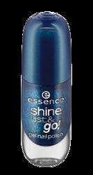 Essence Shine Last&Go! Żelowy lakier do paznokci 32 City of stars 8ml