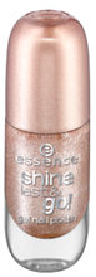 Essence Shine Last&Go! Żelowy lakier do paznokci 44 On air! 8ml