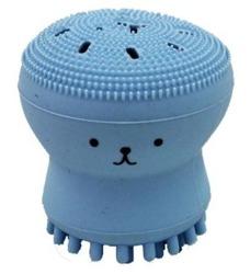 Etude House Octopus Szczoteczka do mycia twarzy Niebieska