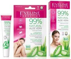 Eveline 99% Aloe Vera Zestaw do depilacji twarzy