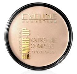 Eveline Art Make-Up Mineralny puder matujący z jedwabiem 31 transparent 14g