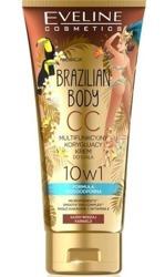 Eveline Brazilian Body CC Krem do ciała 10w1 175ml